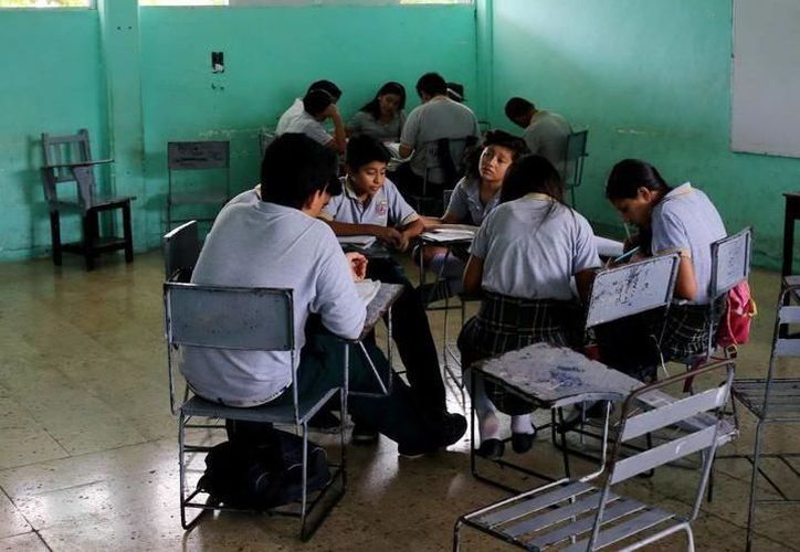 Una de las novedades del modelo educativo es la enseñanza del inglés en primaria. (Milenio Novedades)