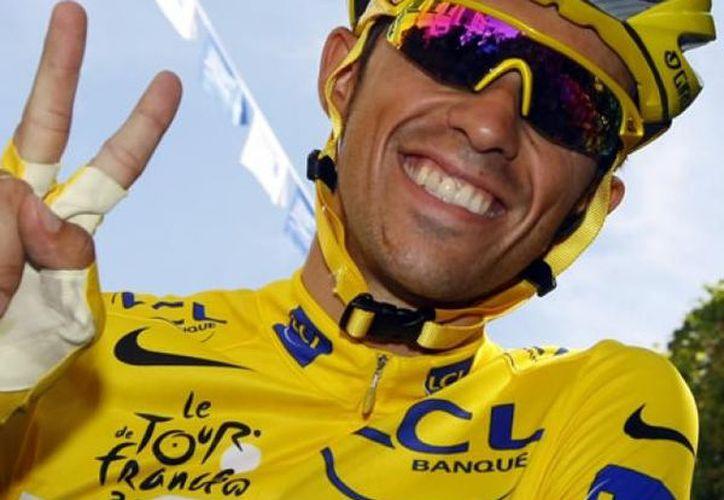 Contador fue despojado de un Tour de Francia y un Giro de Italia. (Foto: Internet)