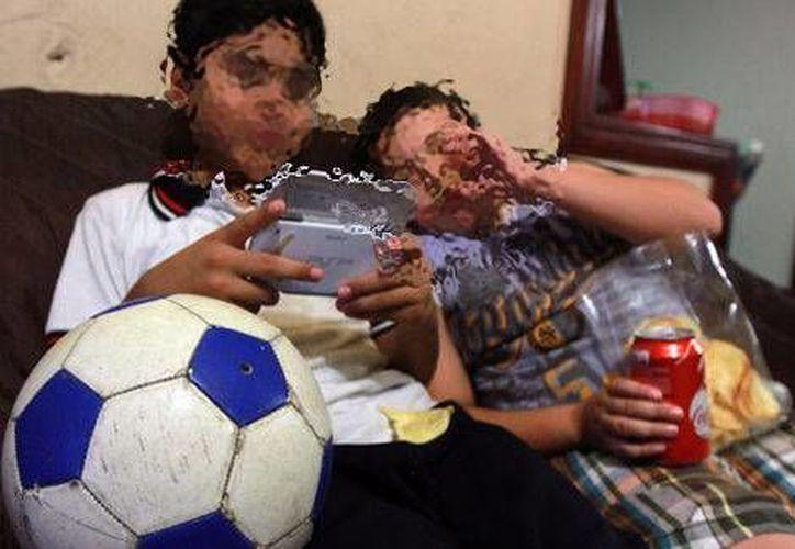 La aplicación móvil busca combatir los altos índices de obesidad en Yucatán (Imagen ilustrativa/ elvocerodigital.com)