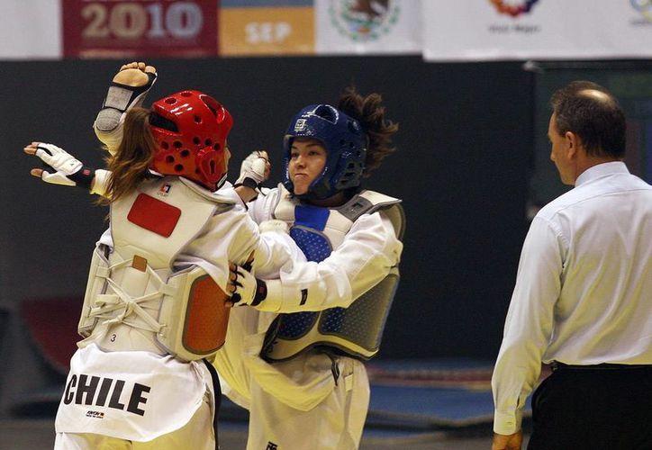 María del Rosario Espinoza sería la única mexicana en ganar una medalla de forma individual en Río, según Sports Illustrated. (conade.gob.mx)