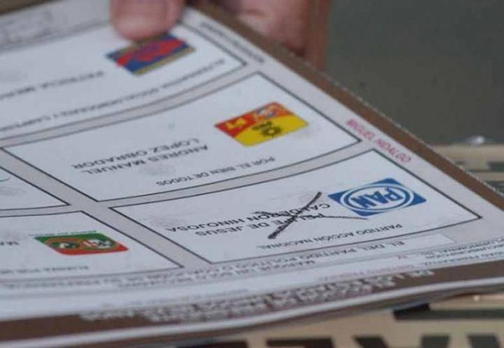 Los ciudadanos también tiene que estar preparados ante las próximas elecciones en el estado. (Archivo/ Agencias)