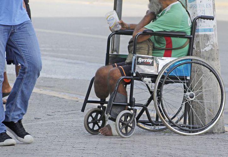 La diabetes es el padecimiento número uno que causa esta situación. (Foto: Jesús Tijerina/SIPSE).