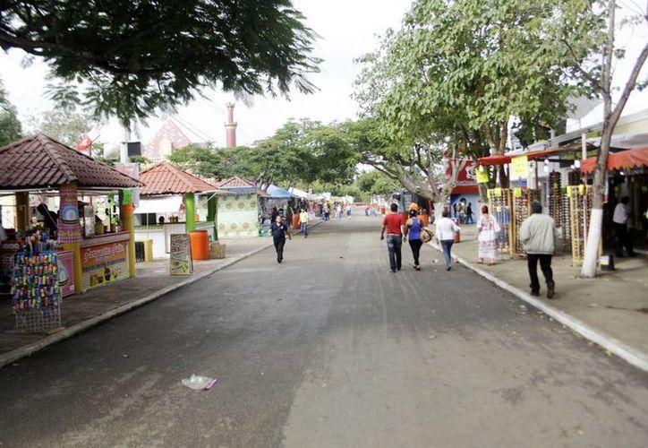 Las instalaciones de la Feria pueden servir para el Carnaval 2014. (Milenio Novedades)