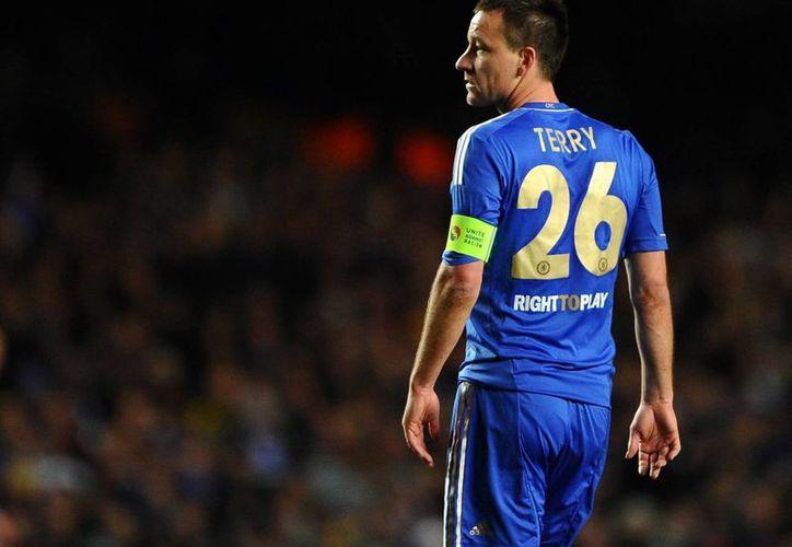 John Terry anunció que saldrá del Chelsea porque la directiva no le renovará contrato. Su destino podría estar fuera de Inglaterra. (justgoodvibe.com)