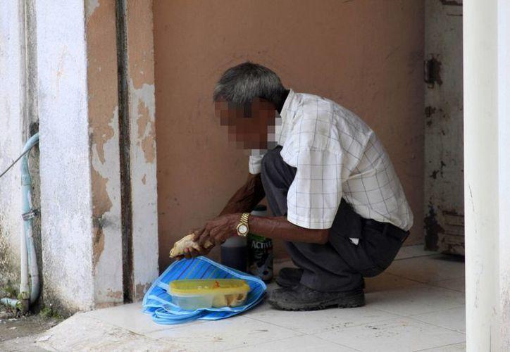 El mayor grado de desnutrición se presenta en comunidades rurales del centro y sur del estado. (Carlos Horta/SIPSE)