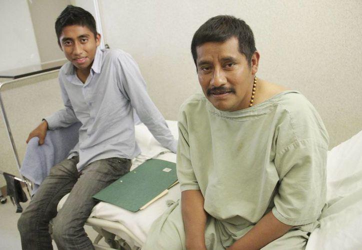 Patishtán está acusado de participar en el asesinato de siete policías. (Archivo/SIPSE)