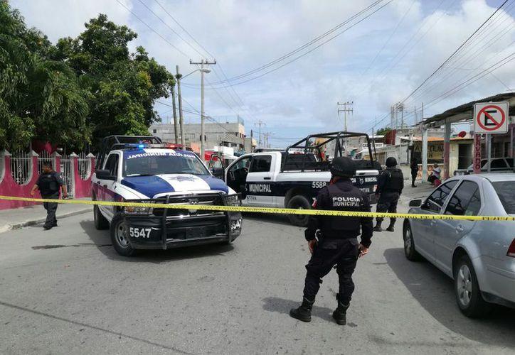 El control del tráfico de droga ha generado ejecuciones en diferentes puntos de la ciudad. (Redacción/SIPSE)