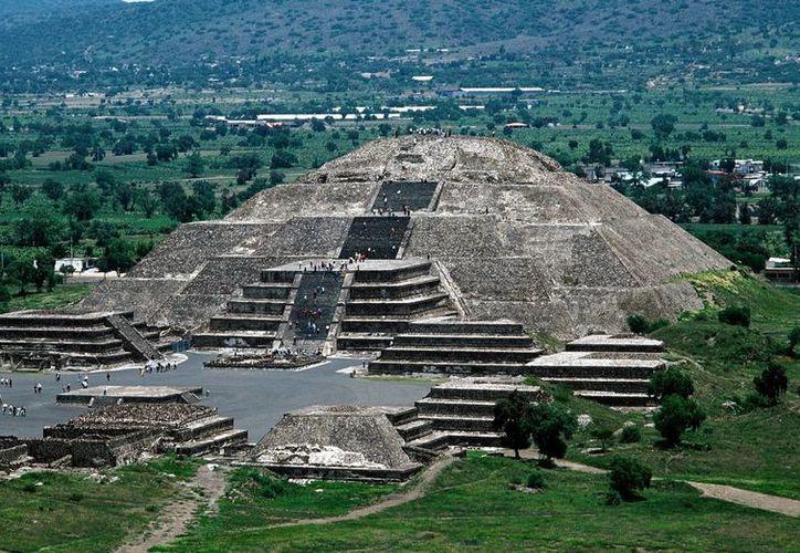 """Los nuevos análisis arqueológicos desmintieron que su traducción de Teotihuacán sea """"Ciudad de los Dioses"""". (Foto: Sistema de Información Cultural)"""