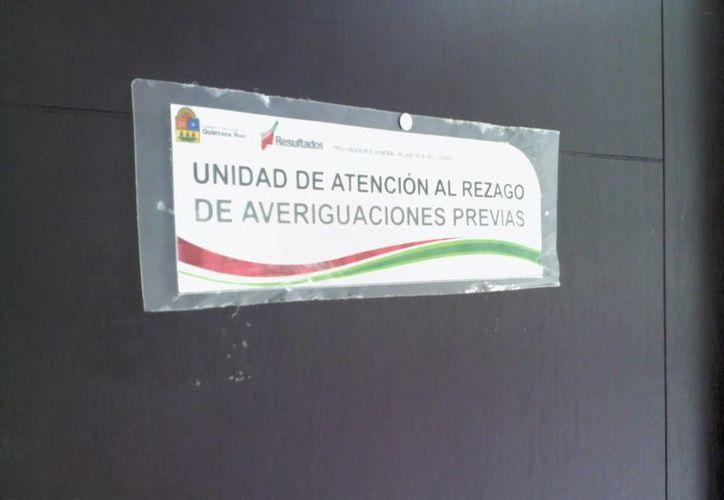 La oficina de Atención al Rezago empezó a investigar el estado en que se encuentran las denuncias de desaparición de personas. (Redacción/SIPSE)