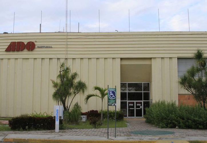 Cierran la última garita aduanal que operaba en la terminal de Chetumal. (Ángel Castilla/SIPSE)