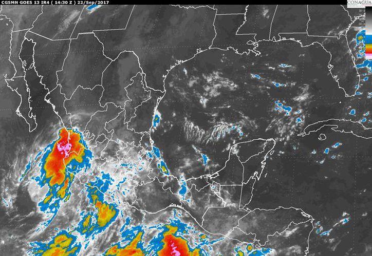Existe un 20% de probabilidad de lluvias en Quintana Roo. (Servicio Meteorológico Nacional).