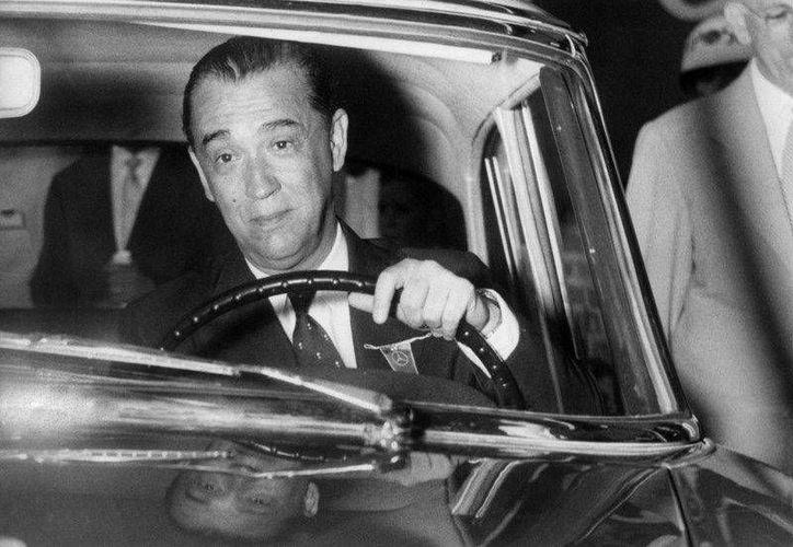 Juscelino Kubitschek era un centrista que se oponía al golpe de Estado y esperaba volverse a postular como presidente en 1965. (noticias.band.uol.com.br)