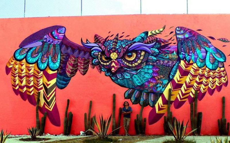 Nueve Murales Daran Vida A Calles De Cancun Novedades Quintana Roo