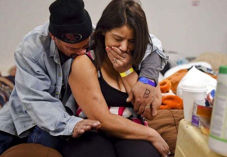 Señalaron autoridades que todavía hay familiares desaparecidos. (excelsior.com)