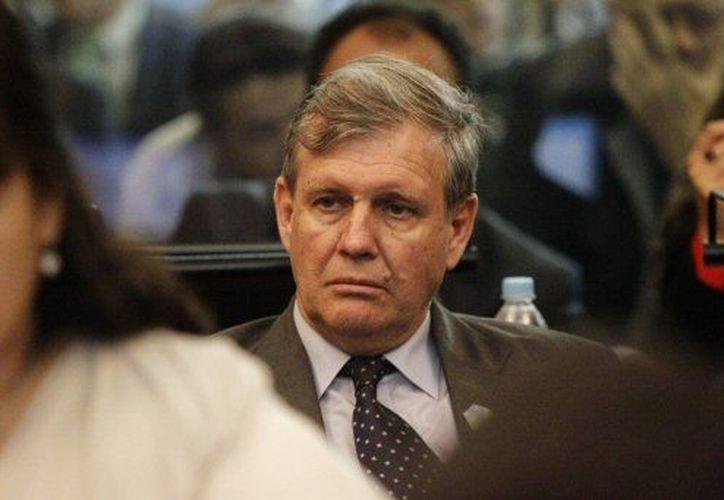 Alfredo Astiz, quien ya fue condenado en 2011 en otros procesos por la misma causa. (Agencias)