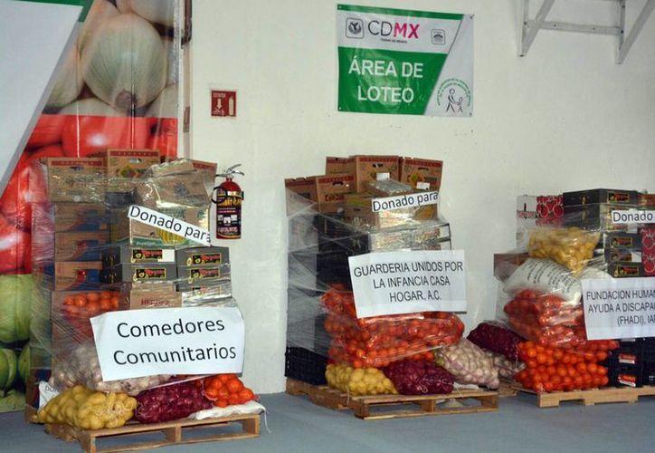 Se estima que el desperdicio de alimentos en México es el más alto de América Latina. (Archivo/Notimex)