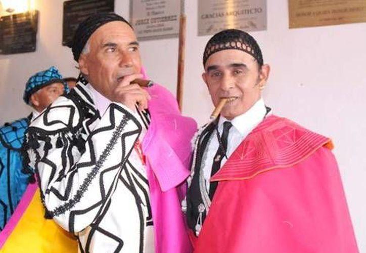 """Rodolfo Rodríguez """"El Pana"""" y Rafael Gil """"Rafaelillo"""". (Milenio Novedades)"""