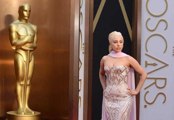 Lady Gaga formará parte de los presentadores de la 88ava entrega de los Premios Oscar que se realizarán este 28 de febrero en el teatro Dolby de Hollywood. (Archivo AP)