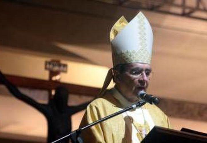 El nuncio presidirá una misa especial el próximo martes 28 de mayo en punto de las 19 horas. (Archivo/SIPSE)