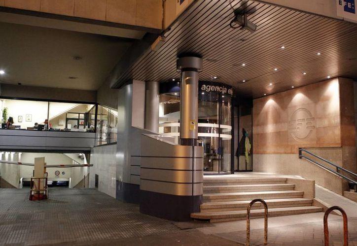Sede central de la Agencia EFE, en Madrid. (EFE/Archivo)