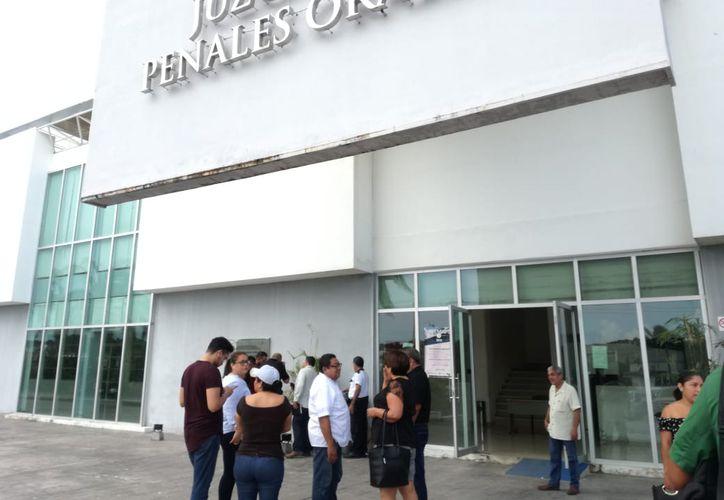 El sujeto condenado por el triple homicidio de tres miembros de la familia Arévalo Cortés en 2010, rechazó la libertad anticipada, durante la audiencia celebrada el viernes pasado, en Chetumal. (Daniel Tejada/SIPSE)
