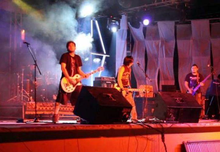 Las bandas 'Antología Rock Band', 'Flus Boox' y 'Timeless' ofrecerán un concierto en el marco de la primera Gran Fiesta del Rock Yucateco. (Foto de contexto de SIPSE)