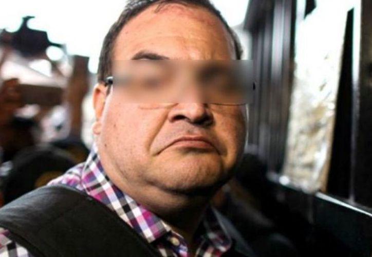 El titular de la SEIDO explicó en aquella ocasión que la red que encabezó Duarte uso dos empresas clave. (UniradioInforma.com)