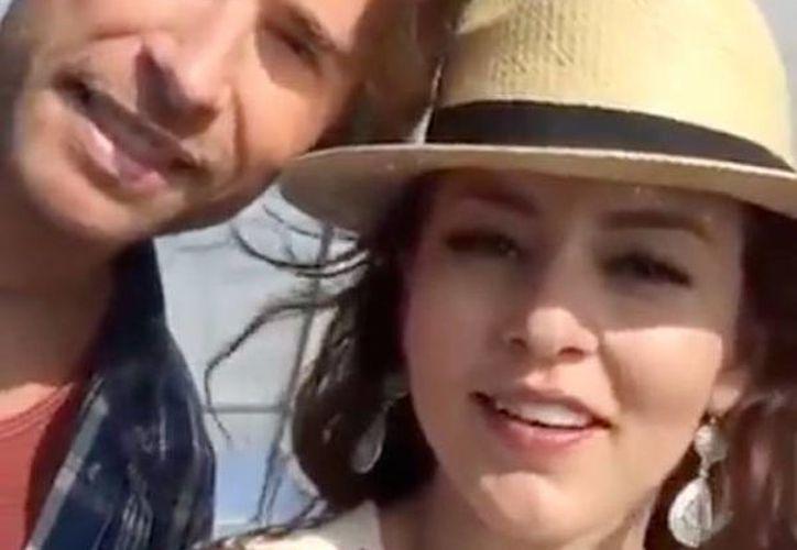 Angelique Boyer y Sebastián Rulli protagonizan una nueva telenovela. (Foto: Quien)