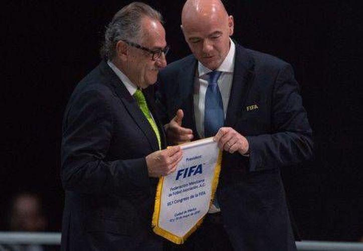 La FIFA anunció la participación de 48 selecciones para la Copa del Mundo de 2026, la cual podría ser organizada en territorio mexicano.(Archivo/AP)