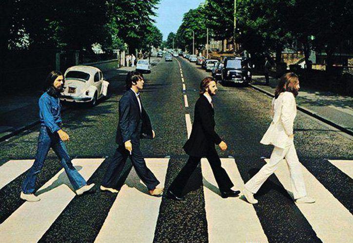 Los Beatles hicieron de este cruce de calle un lugar legendario. (Facebook/Abbey Road Studios)