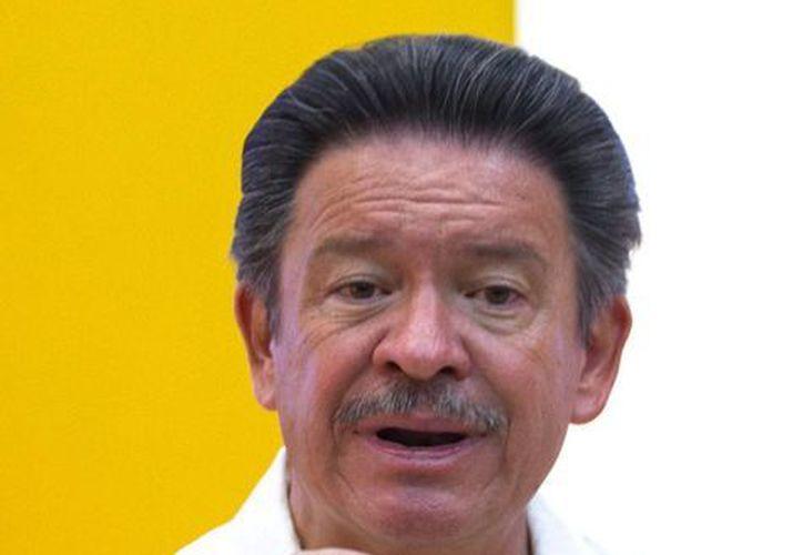 Carlos Navarrete dejó la presidencia del PRD para dar paso a nuevas elecciones, ante la crisis que vive el partido del Sol Azteca. (Archivo/NTX)