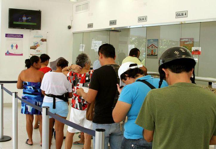 Aguakan pretende tener este año 150 puntos de atención a clientes distribuidos en el municipio. (Adrián Barreto/SIPSE)