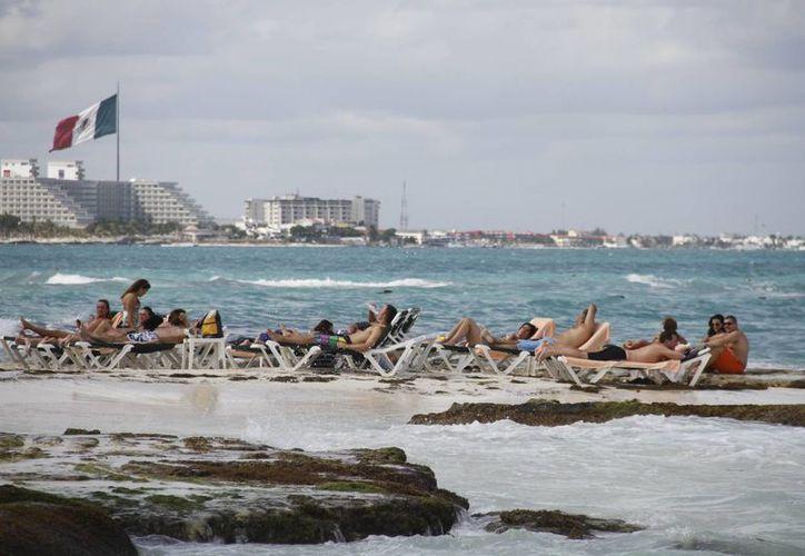 Turistas se quejaron contra empresas de tiempo compartido. (Luis Soto/SIPSE)