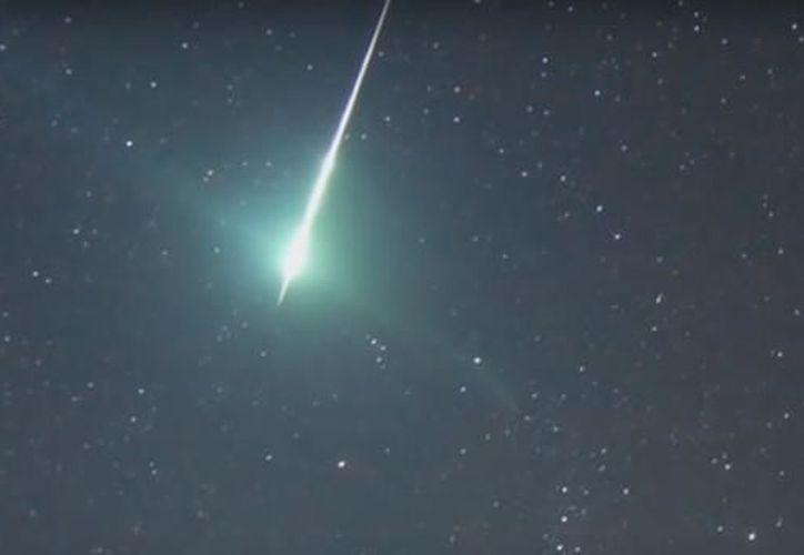 El número de meteoros será mayor en las latitudes norte del hemisferio norte. (Foto NASA)