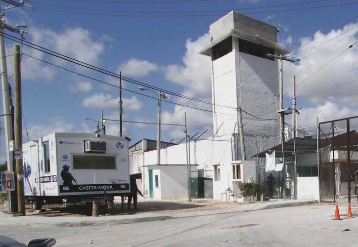 Los seis cursos se imparten a los internos de la cárcel de Cancún. (Contexto/Internet)
