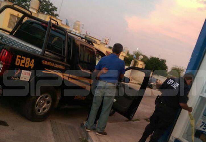 El asalto ocurrió en un local del fraccionamiento Torres II, de Ciudad Caucel. (SIPSE)