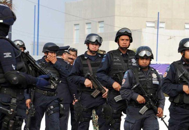 Policias federales catearon el Oratorio Salesiano. (Agencias)