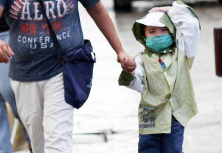 Los niños, son los más vulnerables en este tipo de enfermedades. (Milenio Novedades)