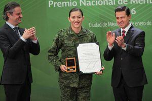 Entregan Premio Nacional del Deporte a medallistas de Río 2016