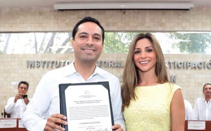 Mauricio Vila Dosal es ya Gobernador elector de Yucatán. (Facebook)