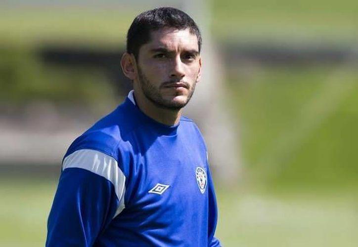 Jesús Corona, portero del Cruz Azul, es uno de los jugadores que pudieron dar positivo en la prueba de dopaje. (mediotiempo.com)