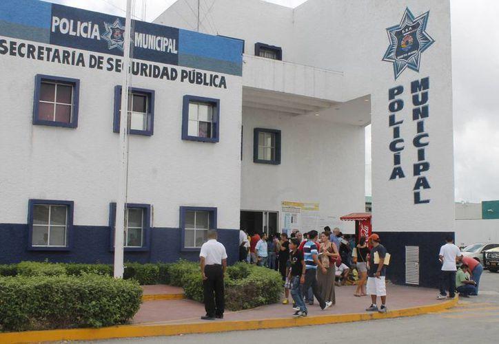 Falta de comunicación entre áreas afecta a Seguridad Pública. (Tomás Álvarez/SIPSE)