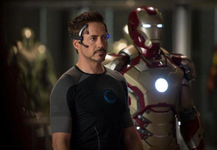 Tony Stark está garantizado para el dos filmes más de la saga. (Facebook oficial)