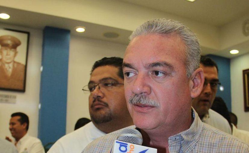 Covarrubias Villaseñor afirmó que el impuesto tendría serias complicaciones económicas. (infobcs.gob.mx)