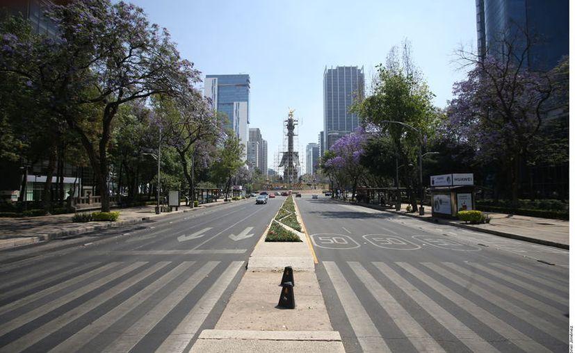 Hasta cuatro años podría tardar la recuperación de la economía mexicana y lograr el nivel registrado en 2019, aseguran especialistas en finanzas. (Foto: Reforma).