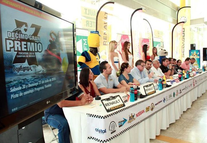Este jueves se anunció X edición de la Copa Campion México, que se llevará al cabo en Progreso, Yucatán. (Milenio Novedades)