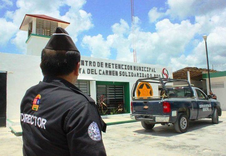 En la cárcel de Playa del Carmen hay 714 personas recluidas. (Daniel Pacheco/SIPSE)
