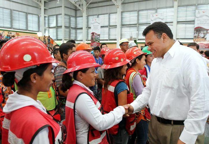En el impulso al autoempleo se invirtieron 1.4 millones de pesos. (Milenio Novedades)