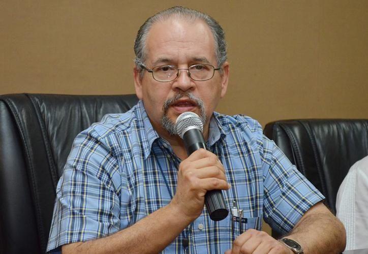 Pedro Marín Campos,  delegado del Instituto Mexicano del Seguro Social (IMSS).
