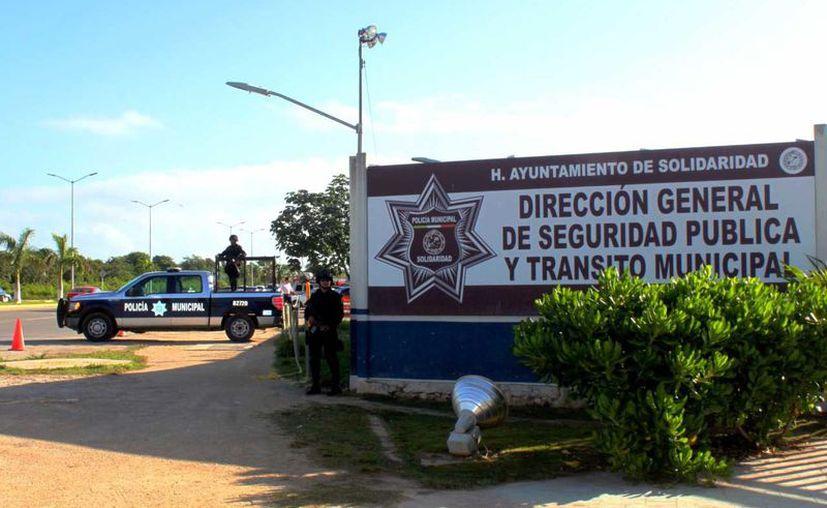 La sanción en contra de la elemento consistirá en un arresto de 36 horas.(Octavio Martínez/SIPSE)